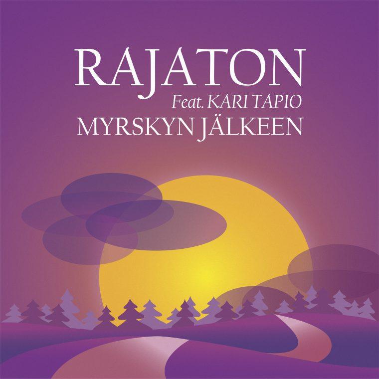 Rajaton-yhtyeen uudella singlellä kuullaan Kari Tapion sykähdyttävää tulkintaa