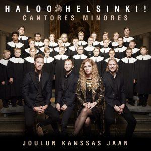 """Haloo Helsinki! julkaisi uuden joululaulun """"Joulun kanssas jaan"""" – mukana Cantores Minores johtajanaan Hannu Norjanen"""