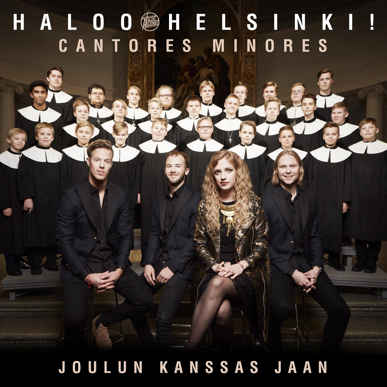 """sinkku joulu 2018 Haloo Helsinki! julkaisi uuden joululaulun """"Joulun kanssas jaan  sinkku joulu 2018"""