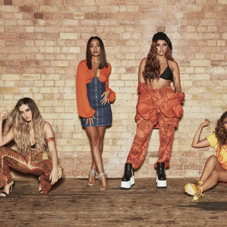 Little Mix Press Shot 3-142088187