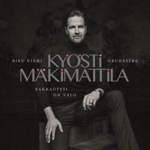Kyösti Mäkimattila julkaisee uuden albumin 26.4.2018 yhdessä Riku Niemi Orchestran kanssa - Katso täältä uusi video Rakkautesi on valo