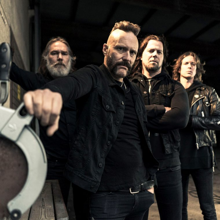 Ruotsalainen Hardrock –yhtye Mustasch palaa äkäisempänä kuin koskaan!