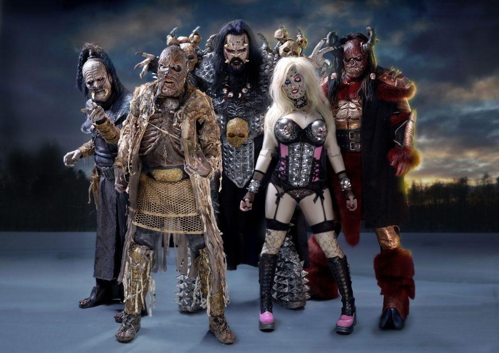"""Lordi julkaisi uuden singlen """"Your Tongue's Got the Cat"""" tänään"""