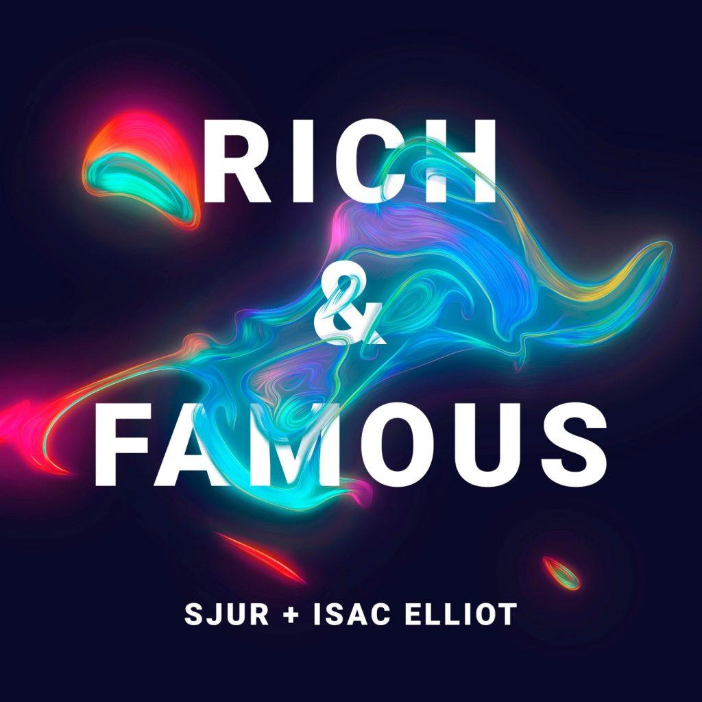 """Poptähti Isac Elliot lyöttäytyi yhteen norjalaisen huippu-dj:n kanssa – kimppabiisi """"Rich & Famous"""" ulkona tänään!"""