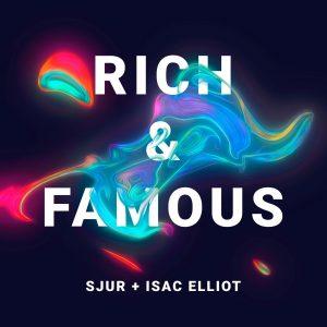 """Poptähti Isac Elliot lyöttäytyi yhteen norjalaisen huippu-dj:n kanssa - kimppabiisi """"Rich & Famous"""" ulkona tänään!"""