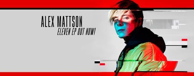 Alex Mattson nimesi debyytti-EP:nsä hittisarjan innoittamana
