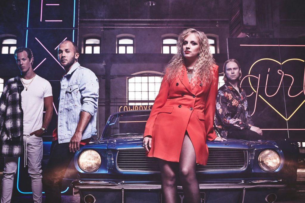 Haloo Helsinki! julkaisi neljä uutta kappaletta sisältävän EP:n
