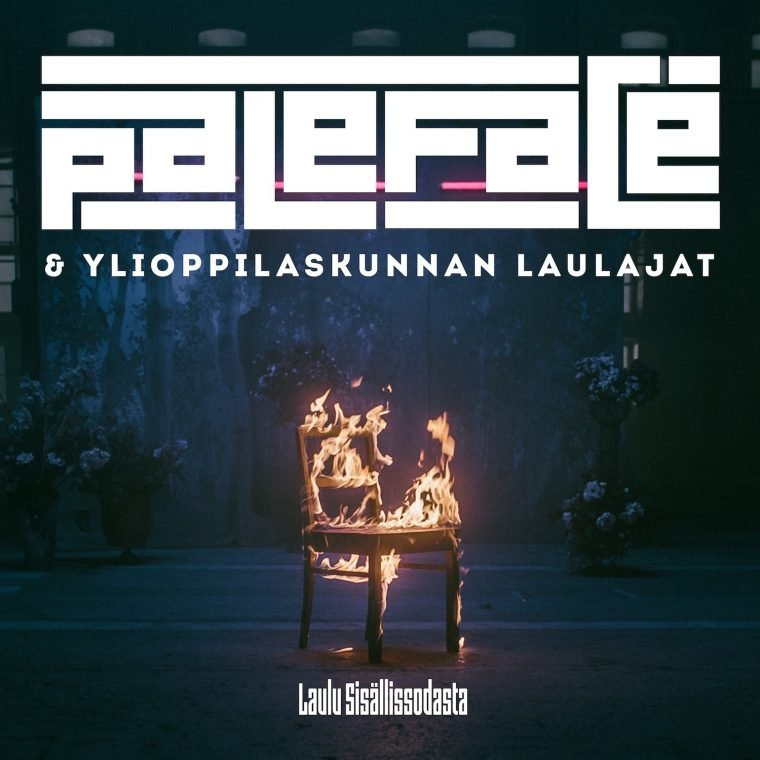 Palefacen uuden kappaleen syntymistä seurataan TV-sarjassa Laulu sisällissodasta