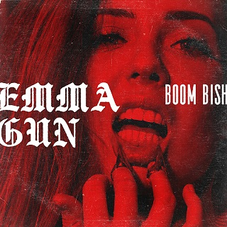 Emma Gun avaa pelin Boom Bish -nimisellä sinkullaan