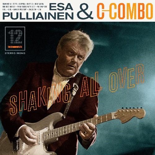 Esa Pulliaisen rautalankayhtye C-Combo julkaisee uuden levyn!