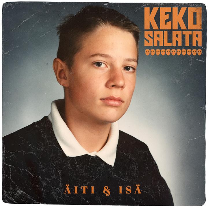 Artisti Keko Salata syntyi osittain vanhempien erosta