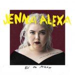 """Upeaääninen artistilupaus Jenna Alexa julkaisee tänään debyytti-EP:n """"Ei oo aikaa"""""""