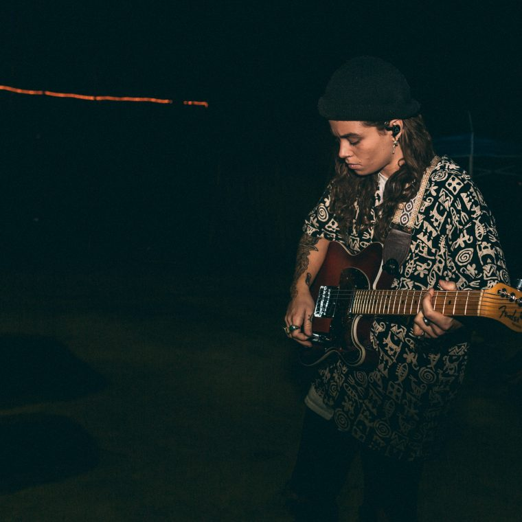 Tash Sultana - White Oak Music Hall
