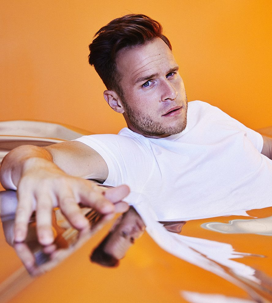 Olly Murs 'Moves' Campaign Imagepieni