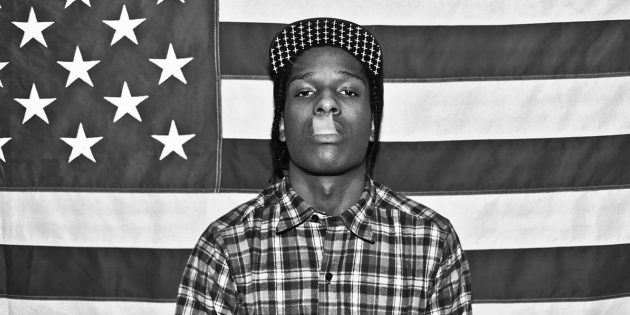 A$ap Rocky (c) Brock Fetch - photo 1