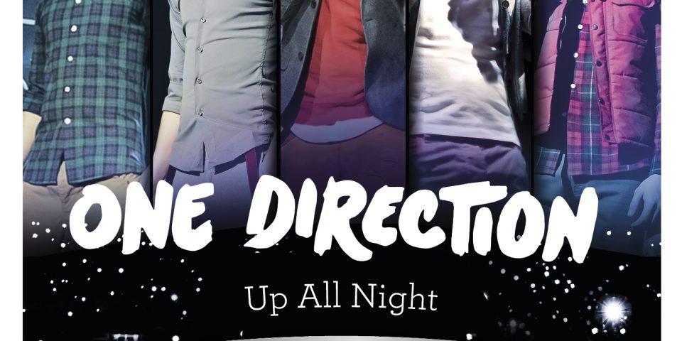 """One Direction : le visuel de """"Up All Night – The Live Tour"""" révélé"""