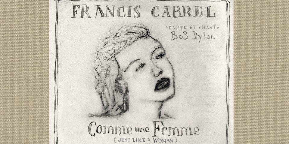 Cover comme une femme Francis Cabrel