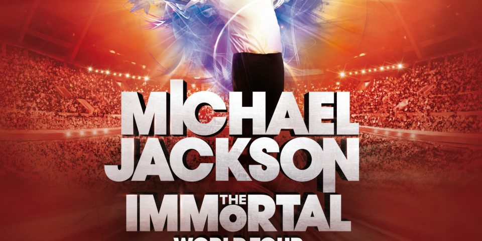 MICHAEL JACKSON The Immortal World Tour Bercy 2013