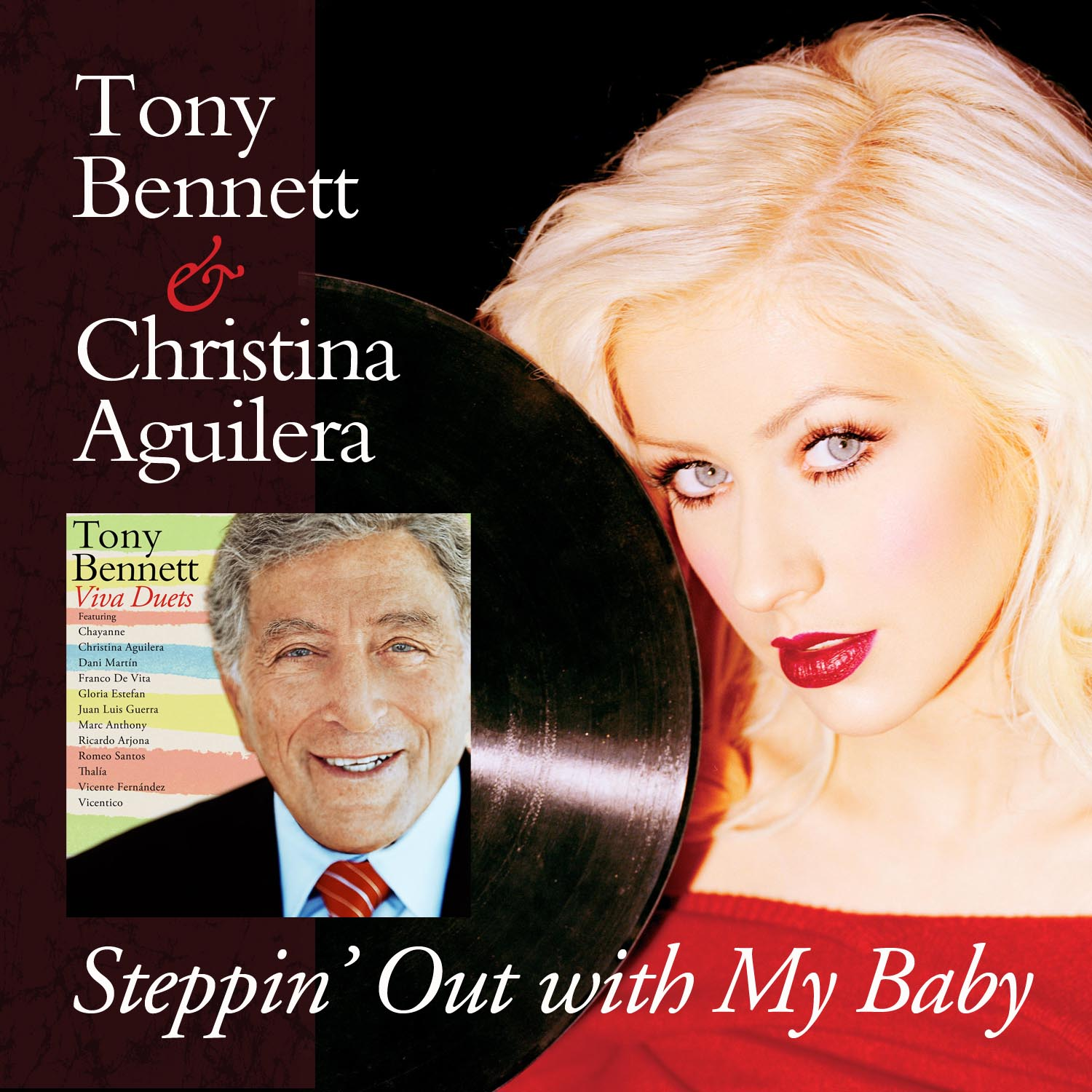 Audio | Steppin' Out With My Baby with Christina Aguilera