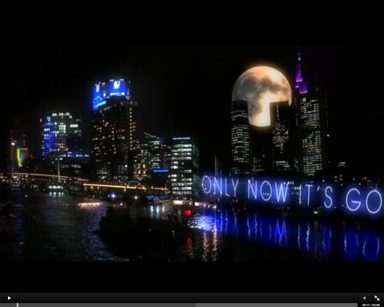 Lyric Video | End of Night