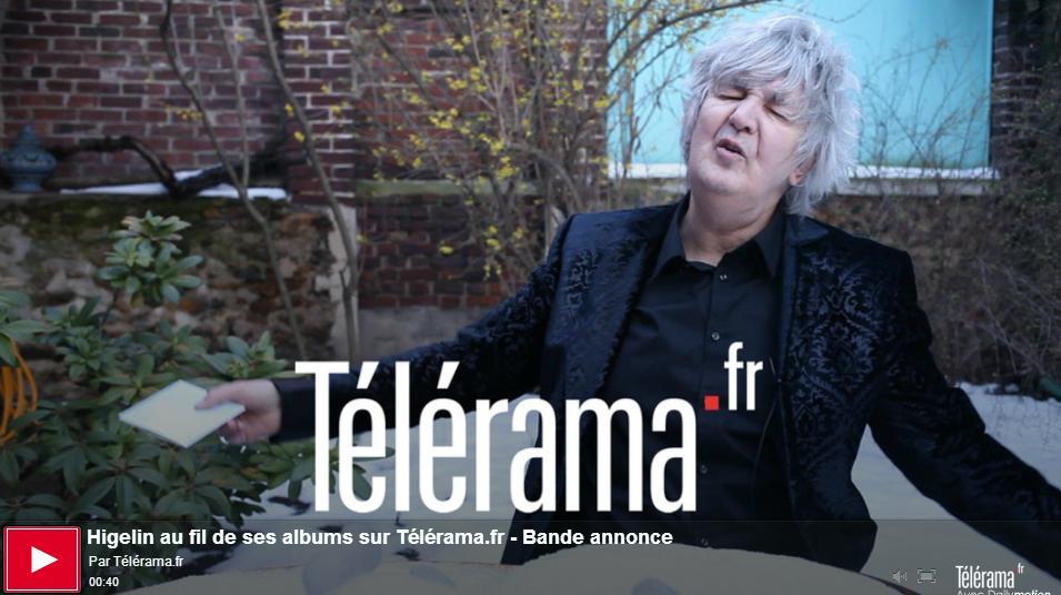 Bande annonce | Au fil de ses albums sur Télérama.fr