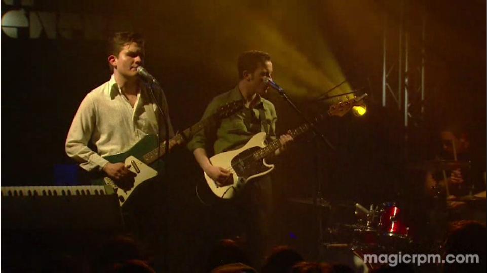 Live au Point FMR | Ramper