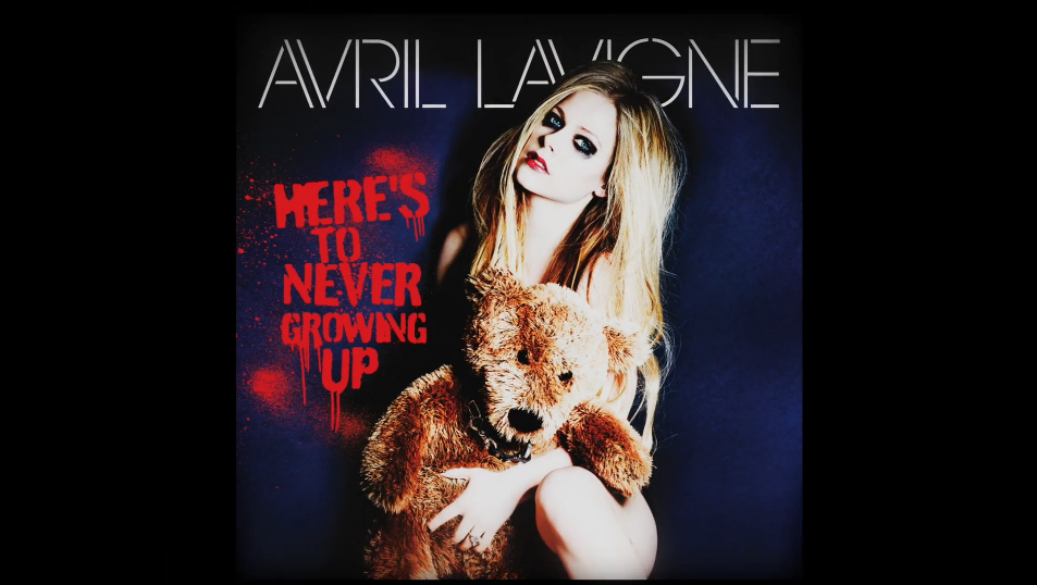 Lyric Video   Here's To Never Growing Up