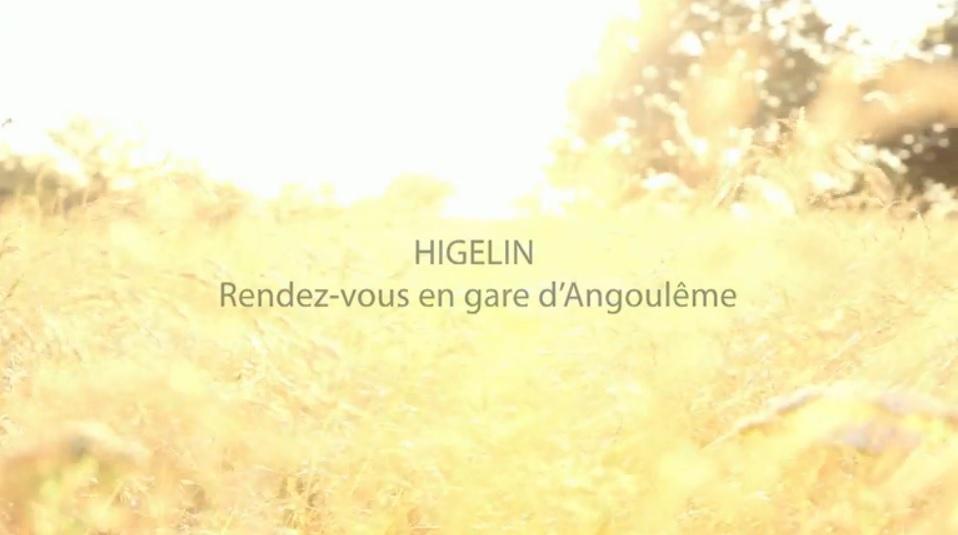 Rendez-vous en gare d'Angoulême