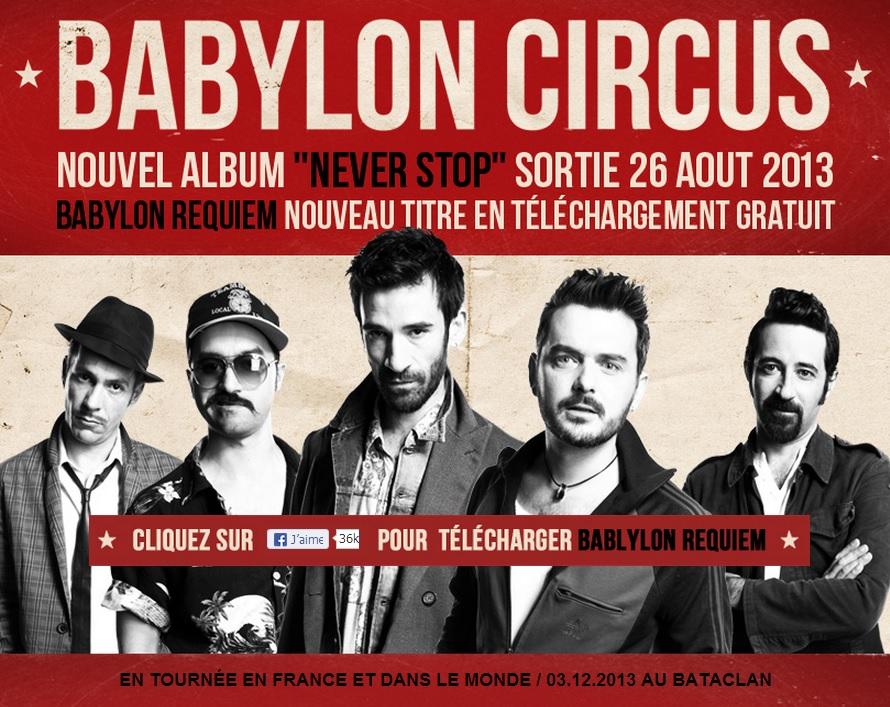 babylon circus fb