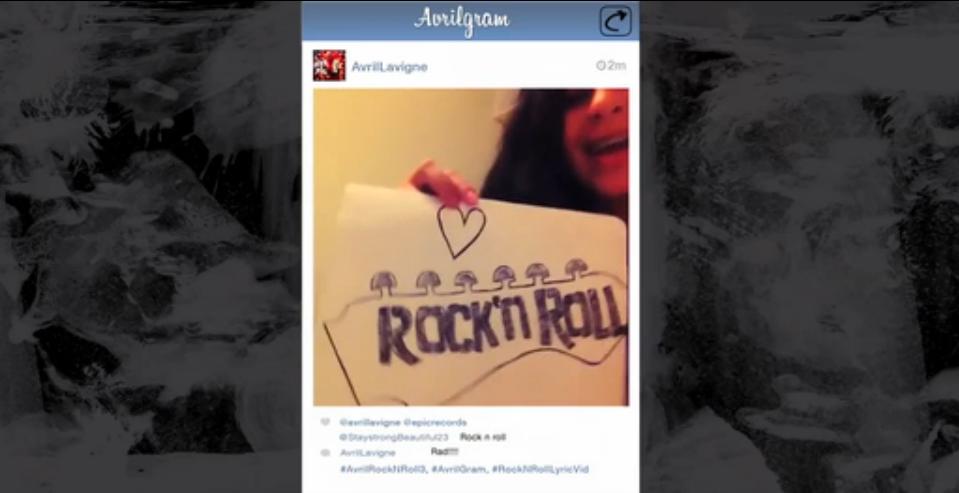 Rock N Roll   Lyric Vidéo