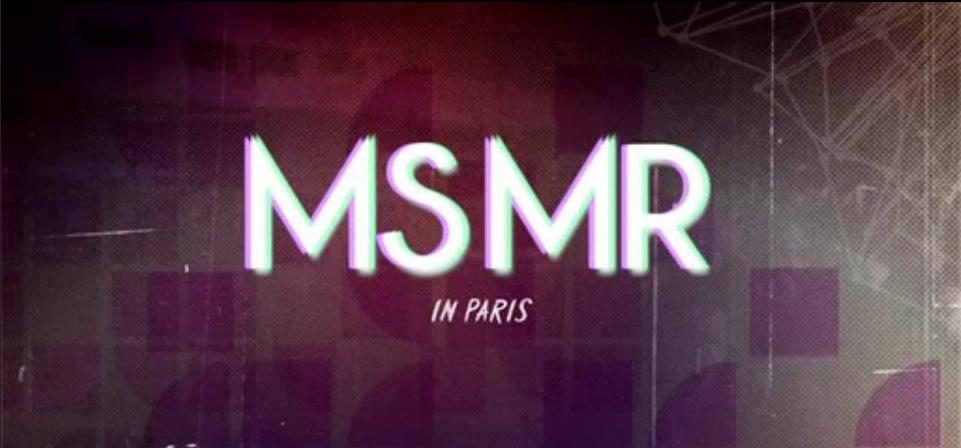 MS MR in Paris (Xperia Access)