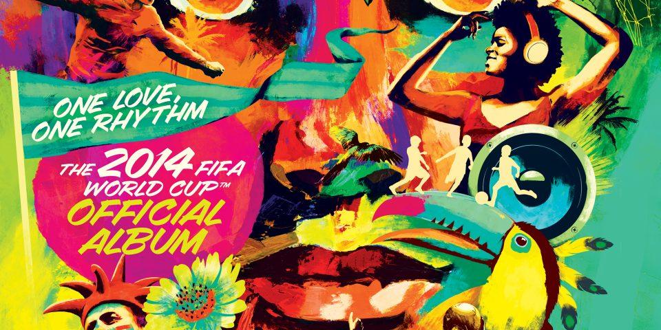 ONE LOVE ONE RHYTHM The OfficialFIFA World Cup Album