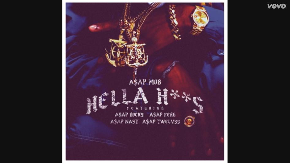 Audio | Hella Hoes ft. A$AP Rocky, A$AP Ferg, A$AP Nast, A$AP Twelvyy