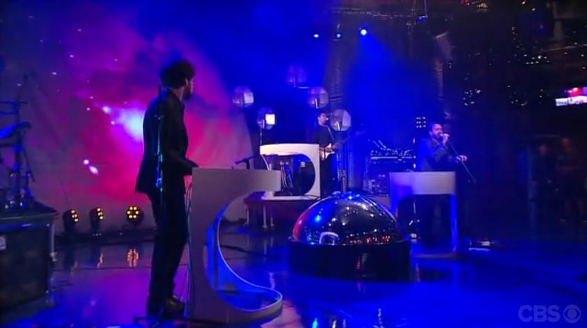 Live | Live on Letterman CBS