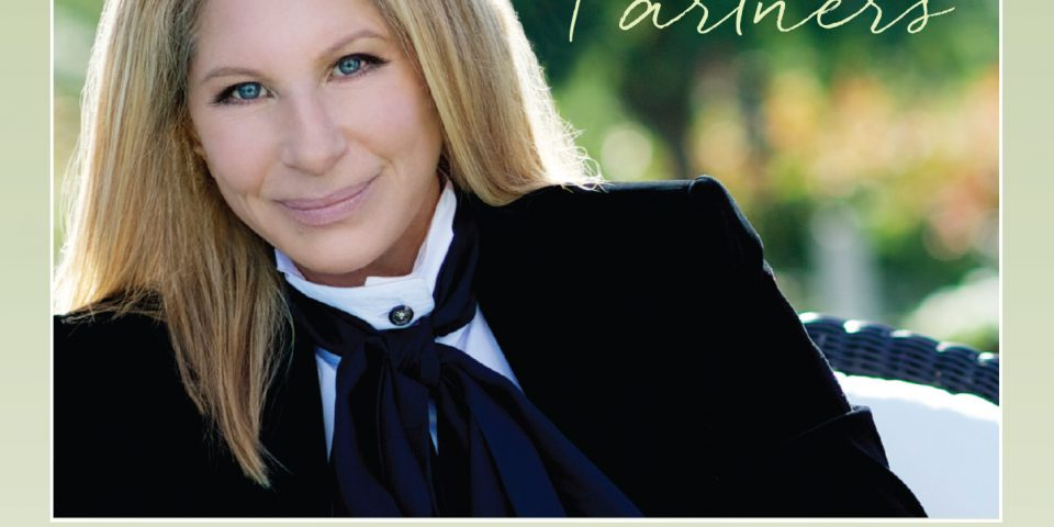 StreisandPartnersAlbum