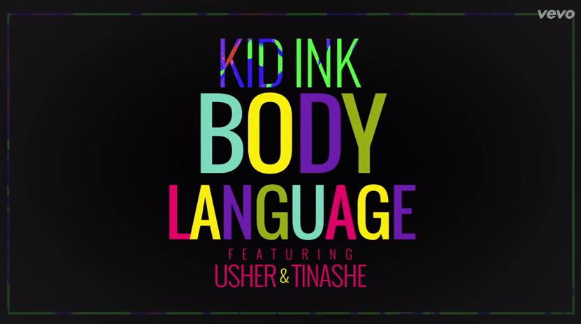 Audio   Body Language feat. Usher & Tinashe