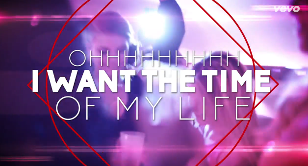 Lyric Video | Time Of Our Lives
