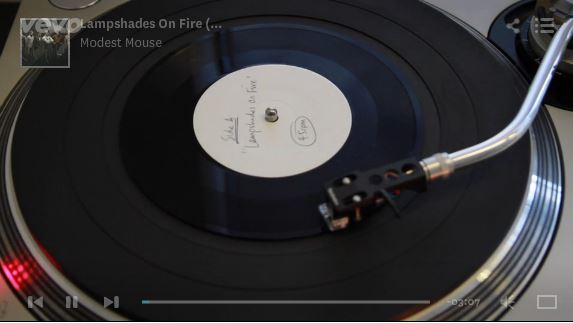 Audio | Lampshades On Fire