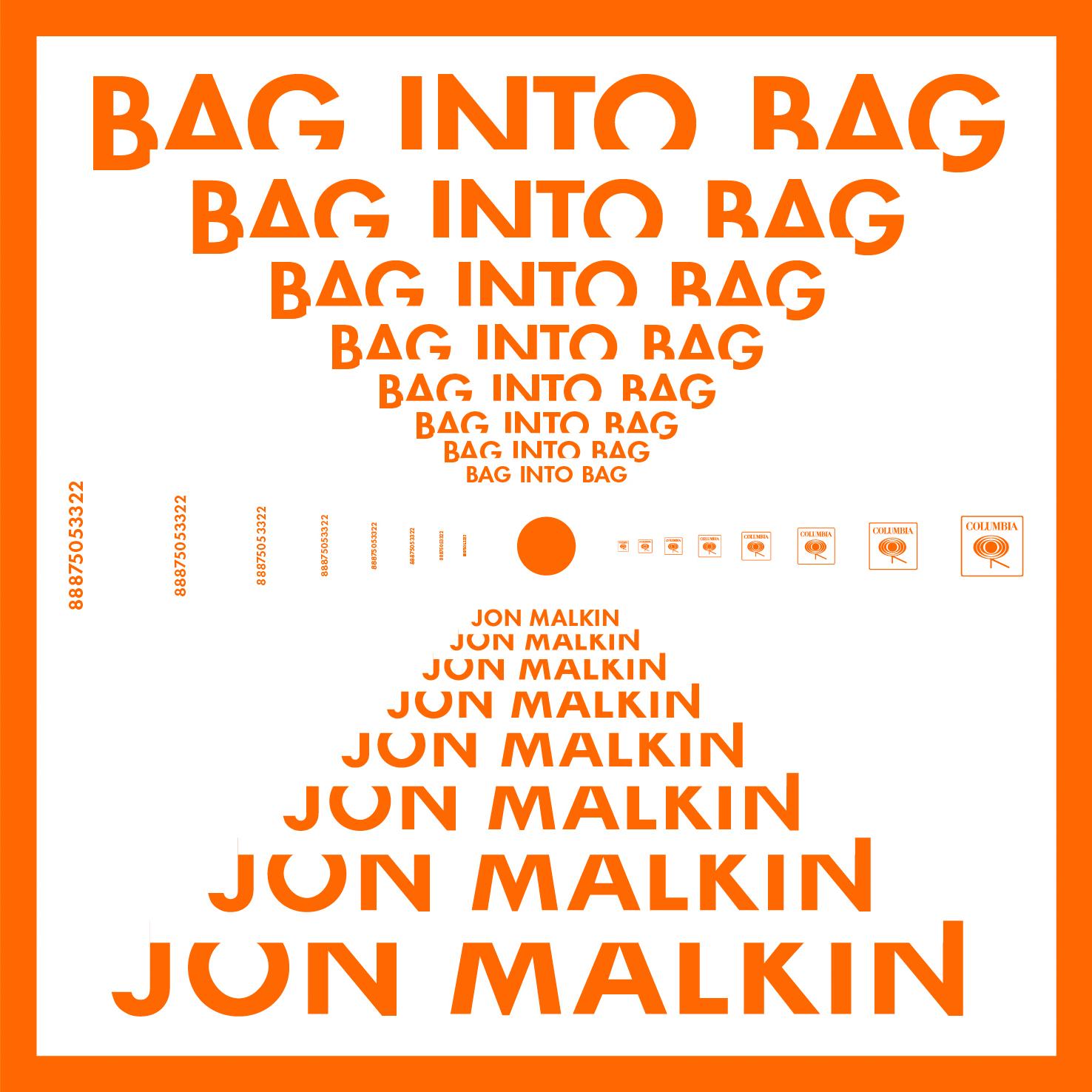 Audio | Bag Into Bag