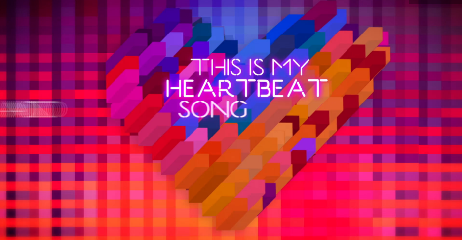 Heartbeat Song | Lyric vidéo