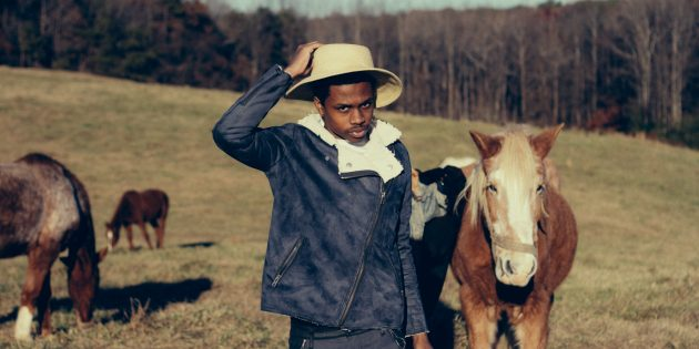 """All We Need"", le premier album de Raury"