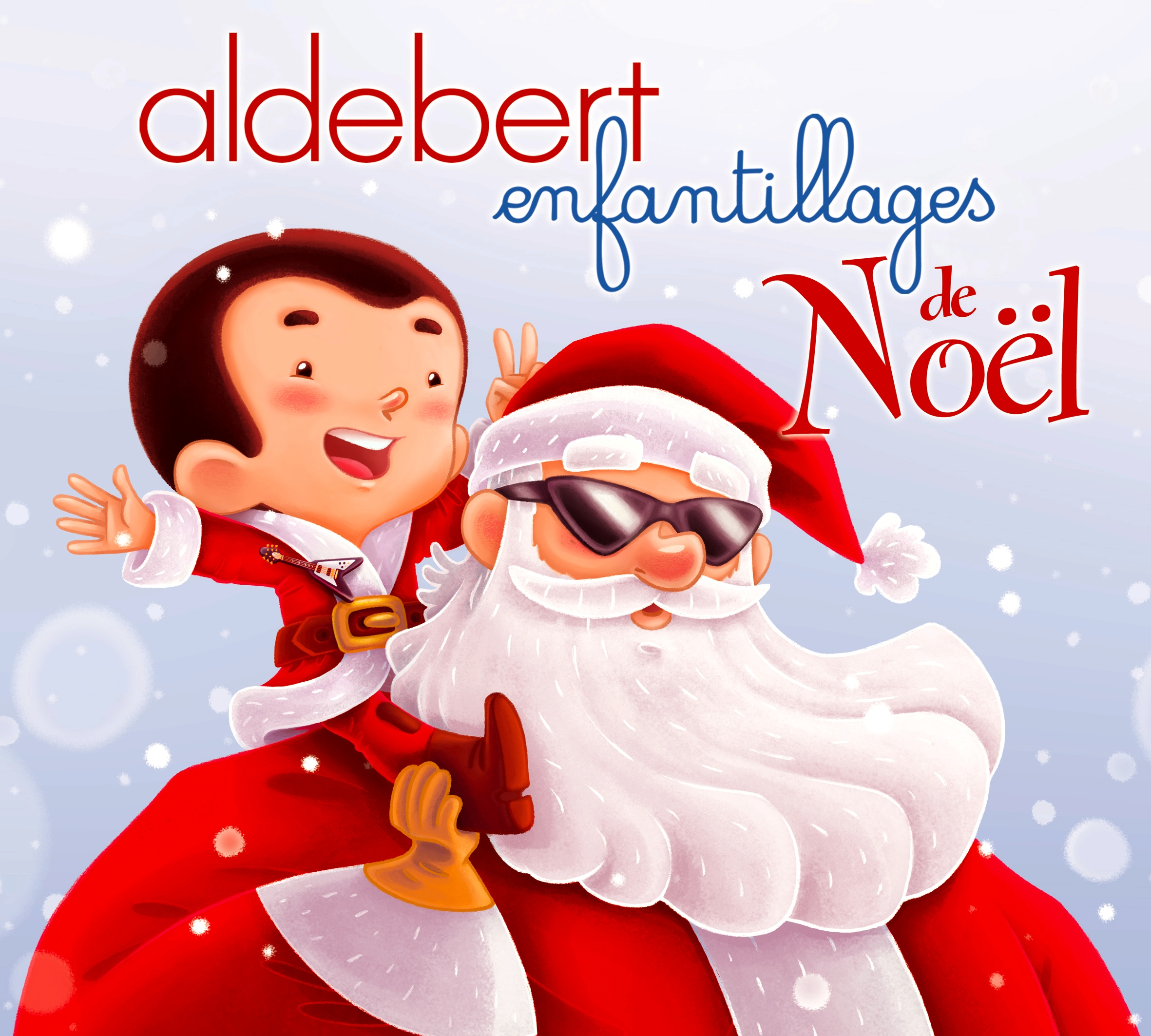 Aldebert_EnfantillagesDeNoël_album