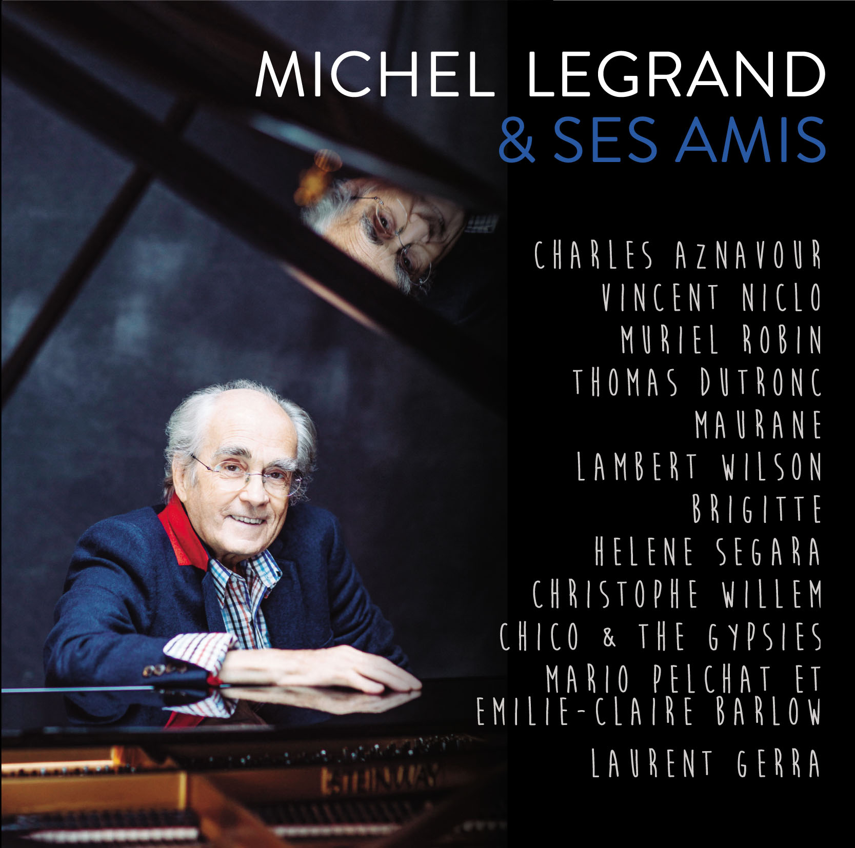 Cover album Michel Legrand & ses amis