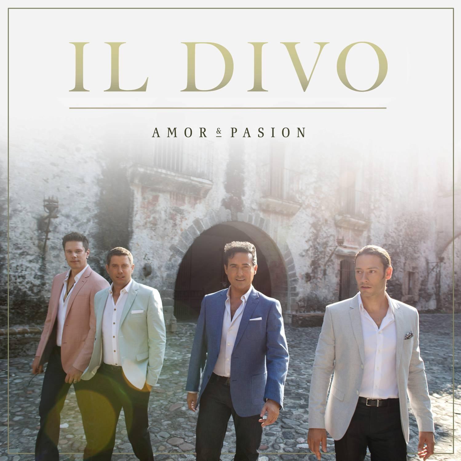 IlDivo_AmorYPasion_album