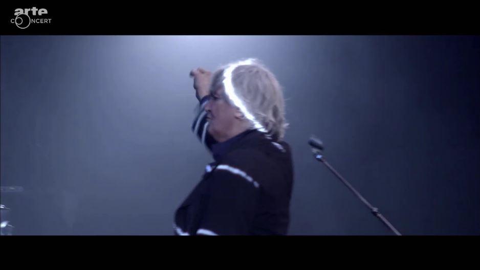 Jacques Higelin par Sandrine Bonnaire (Replay ARTE)