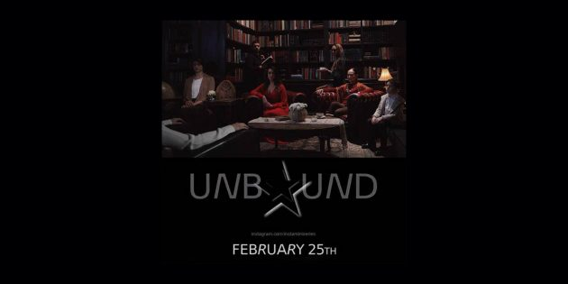 David Bowie UNBOUND : A ★ Instaminiseries