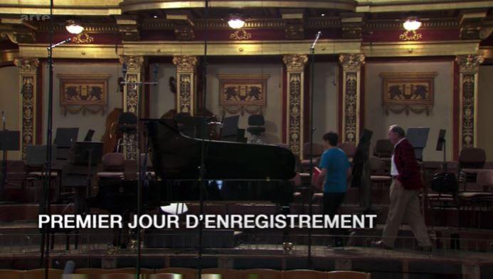 Hommage au chef d'orchestre autrichien Nikolaus Harnoncourt
