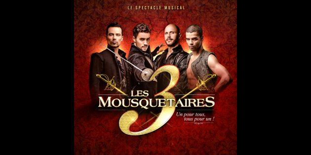 Les_3_Mousquetaires_album