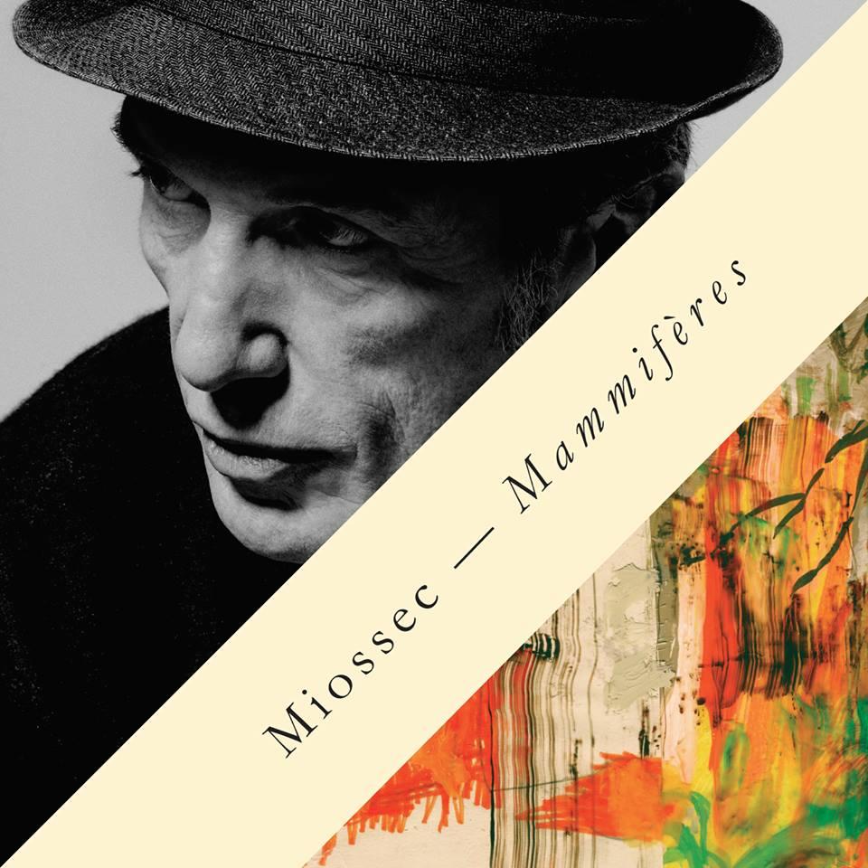 Miossec_Mammiferes_album