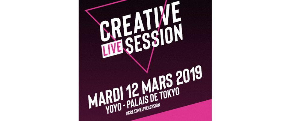CREATIVE LIVE SESSION